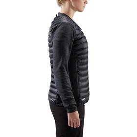 Haglöfs Mimic Hybrid Jacket Dame True Black/Magnetite